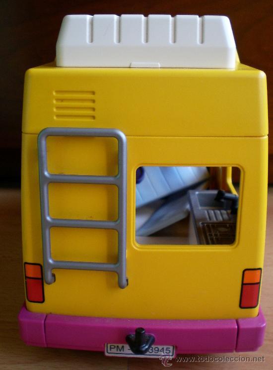 Autocaravana caravana playmobil comprar playmobil en for Autocaravana playmobil