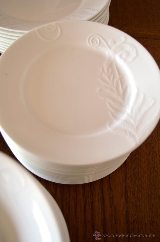 Vajilla de 52 piezas de porcelana inglesa marca comprar for Vajilla de porcelana inglesa