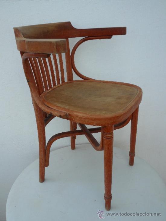 Lote 5 antiguas sillas con reposabrazos comprar sillas for Sillas con reposabrazos