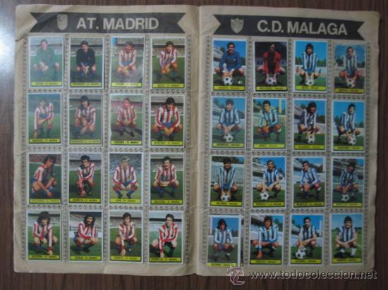 Álbum de fútbol completo: - Foto 3 - 35660869