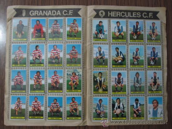 Álbum de fútbol completo: - Foto 5 - 35660869