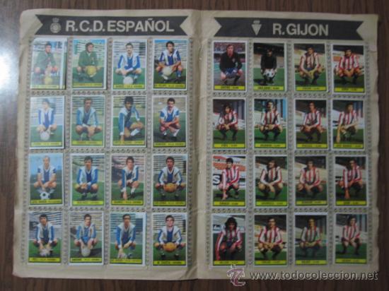 Álbum de fútbol completo: - Foto 7 - 35660869