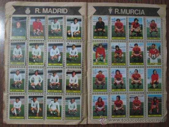Álbum de fútbol completo: - Foto 8 - 35660869