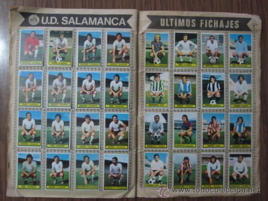 Álbum de fútbol completo: - Foto 11 - 35660869