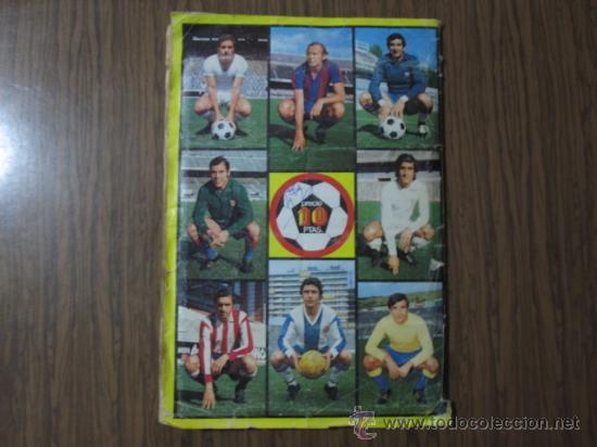Álbum de fútbol completo: - Foto 13 - 35660869