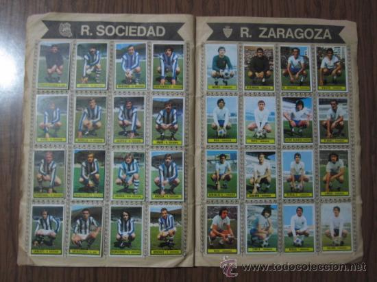 Álbum de fútbol completo: - Foto 9 - 35660869