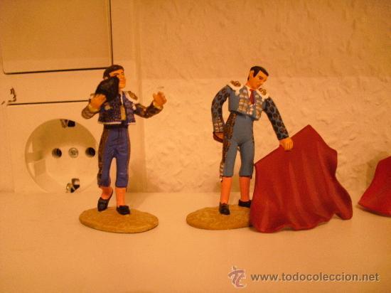 Tauromaquia: lote toreros - Foto 4 - 35710938