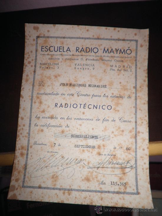 Radios antiguas: - Foto 6 - 35761446