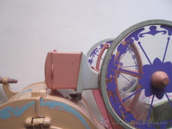 Carroza cenicienta de la mu eca chabel de feber comprar - Carroza cenicienta juguete ...