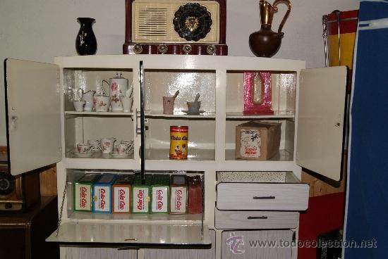 mueble de cocina vintage tipo alacena - años 50 - Comprar Muebles ...