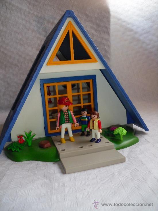 Playmobil 3230 casa de campo famobil playmobi comprar playmobil en todocoleccion 36794446 - Playmobil 3230 casa de vacaciones ...