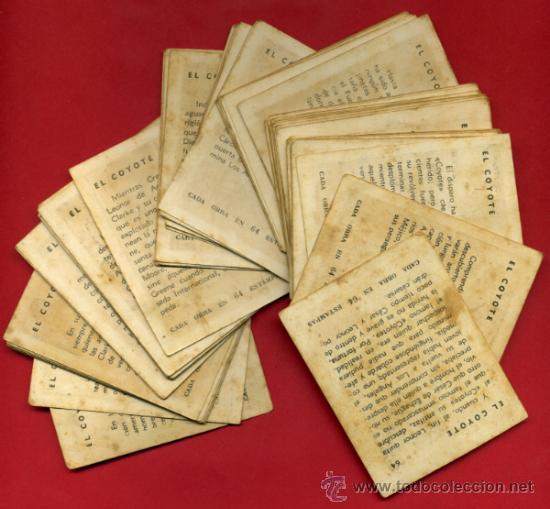 Coleccionismo Cromos antiguos: - Foto 2 - 37283818