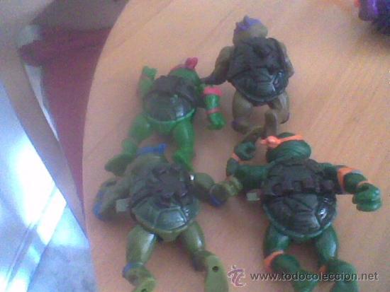 Figuras y Muñecos Tortugas Ninja: - Foto 2 - 38378730