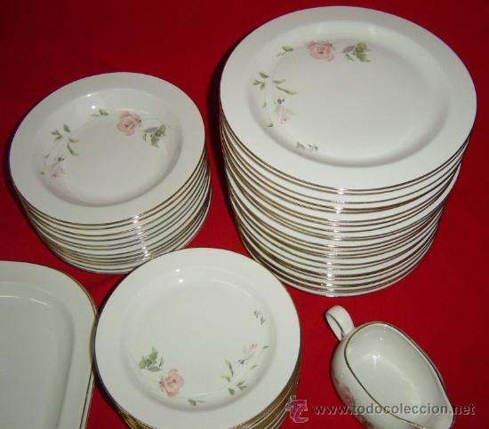 Vajilla de 56 piezas porcelana italiana comprar for Porcelana italiana