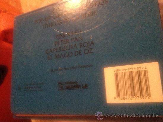 Libros de segunda mano: Contraportada - Backcover / - Foto 5 - 38609275