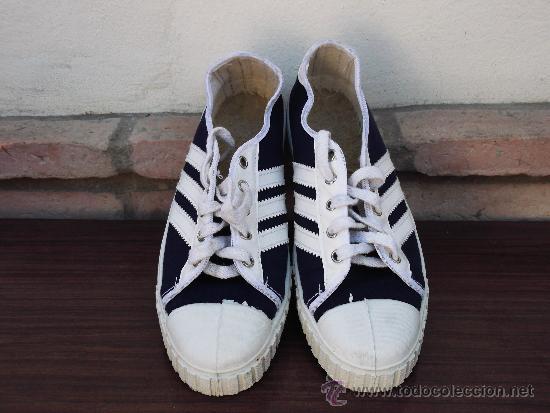 Bonitas zapatillas nuevas sin uso marca la tort comprar for Zapatillas paredes anos 70