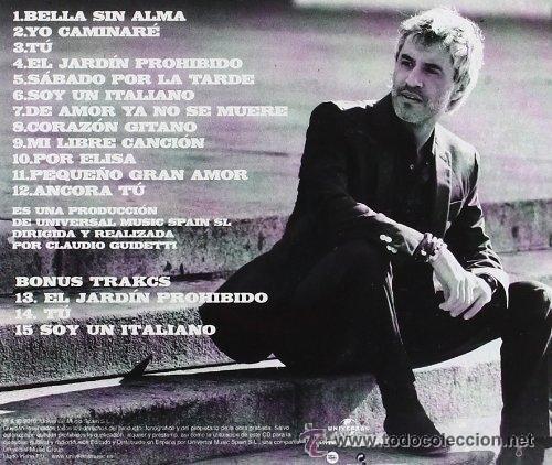 Sergio dalma box 2 cd 2 dvd todo via dalm comprar cds de m sica pop en todocoleccion - El jardin prohibido sergio dalma ...