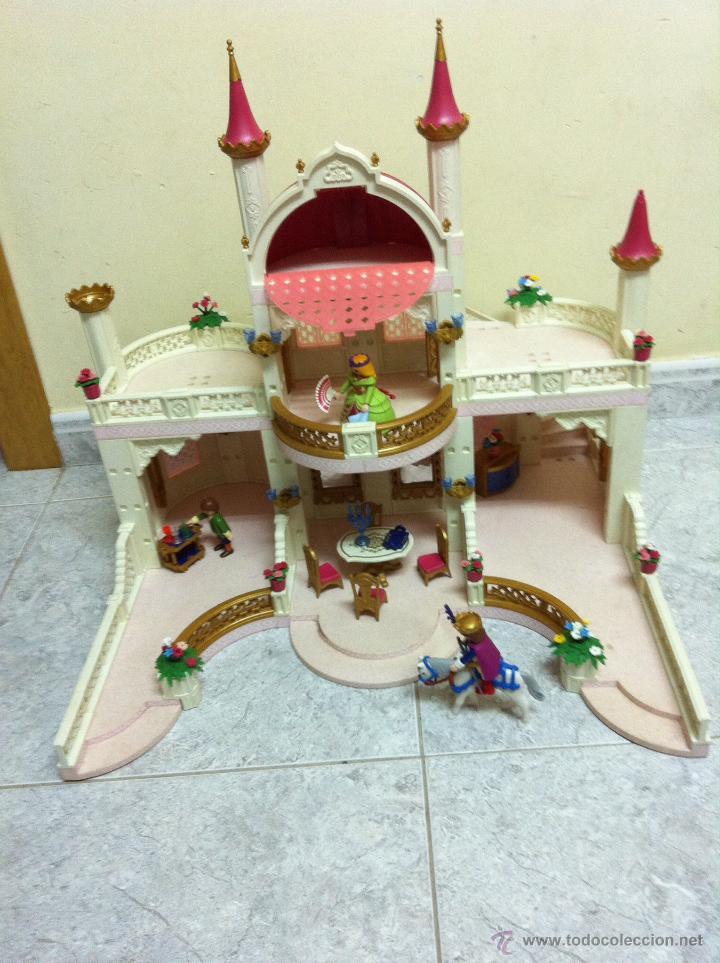 Playmobil 4250 Castillo Princesas Palacio Mansi Comprar