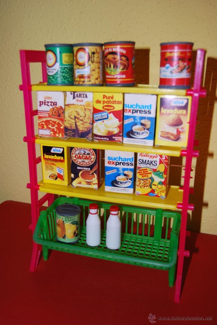 Supermercado de juguete con accesorios tienda comprar - Accesorios para supermercados ...