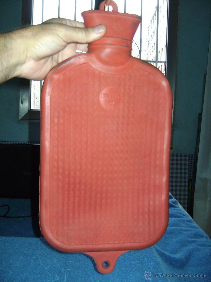 Antigua bolsa de agua caliente para los comprar for Utensilios del hogar