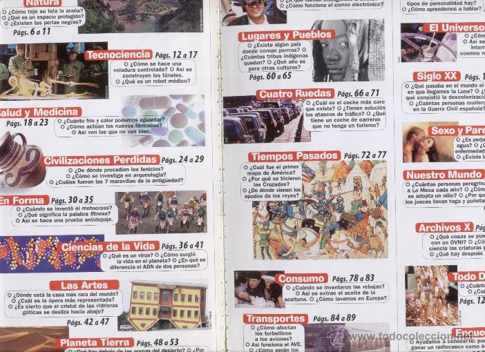 revista muy extra (muy interesante) verano 1999 - Comprar Revista ...