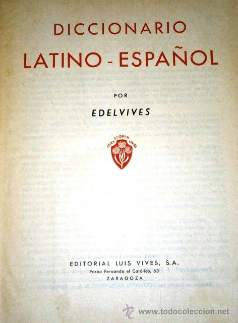 EDELVIVES cover