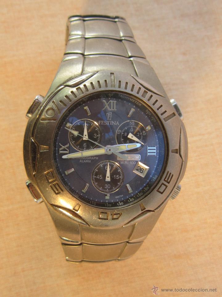 Reloj Festina Titanium F6667 Comprar Relojes Lotus En