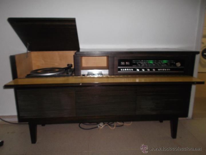 mueble radio tocadiscos vica - Comprar Radios transistores y Pick ...