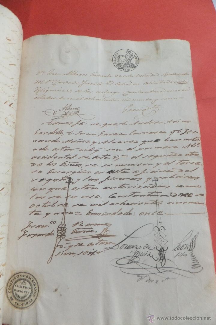 Manuscritos antiguos: - Foto 5 - 41313727