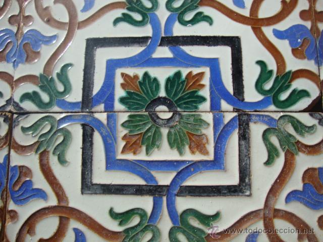 Mural de azulejos ramos rejano comprar azulejos antiguos for Azulejos antiguos sevilla