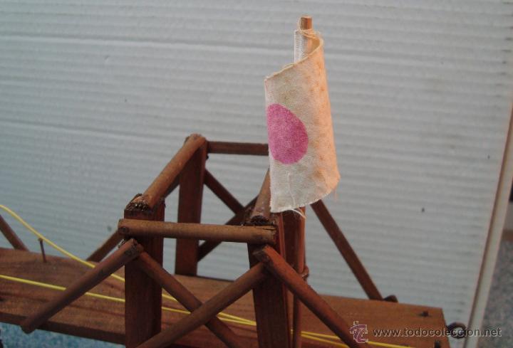 Antiguo juguete de madera el puente sobre el comprar - Juguetes antiguos de madera ...