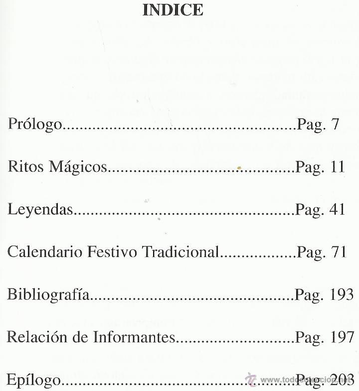 Libros de segunda mano: INDICE - Foto 2 - 43162710