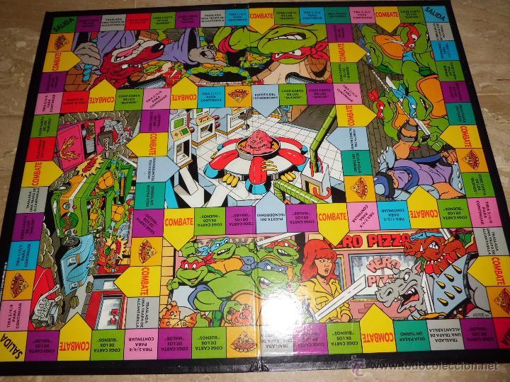 mb juegos tortugas ninja  devoradores de pizza  Comprar Juegos