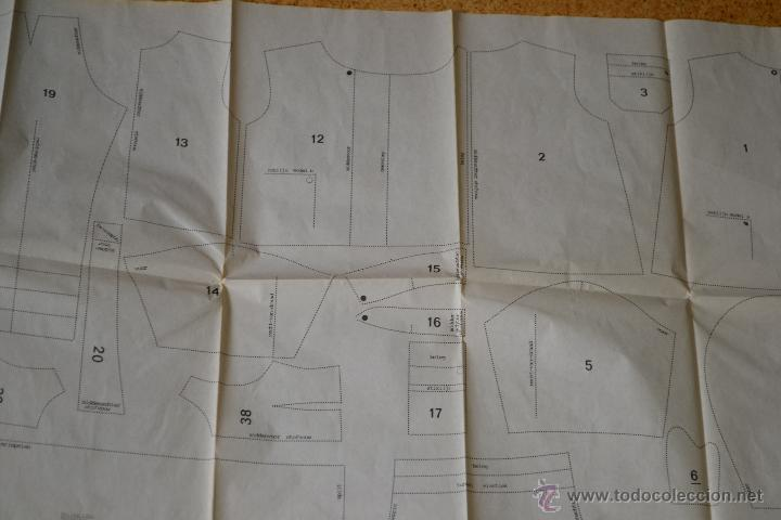 patrones de la nancy holandesa , años 90. difíc - Comprar Vestidos y ...
