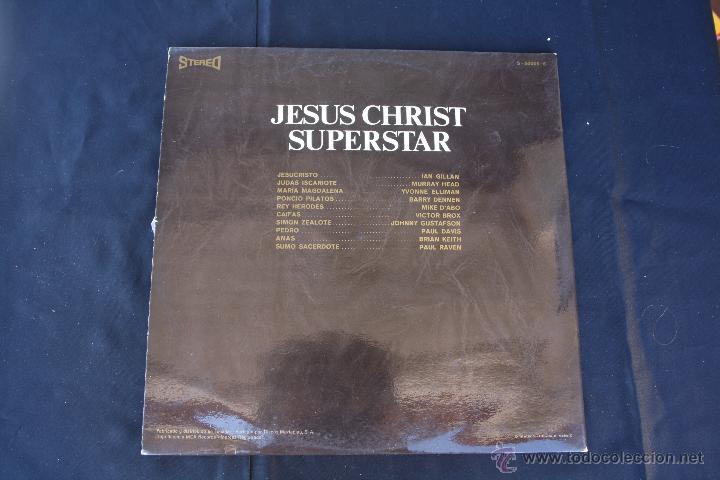 jesucristo superstar vinilo