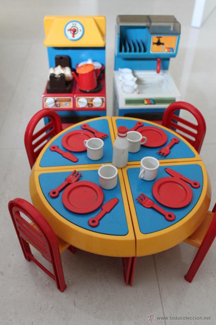 Cocina molto y accesorios a os 80 comprar juguetes for Marcas de accesorios de cocina