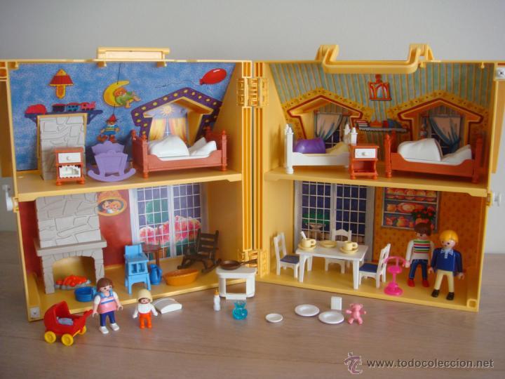 Casa maletin playmobil 4145 comprar playmobil en for Casa maletin playmobil