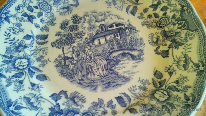 Antigüedades - Foto 2 - 45102778 : ironstone tableware made in italy - pezcame.com