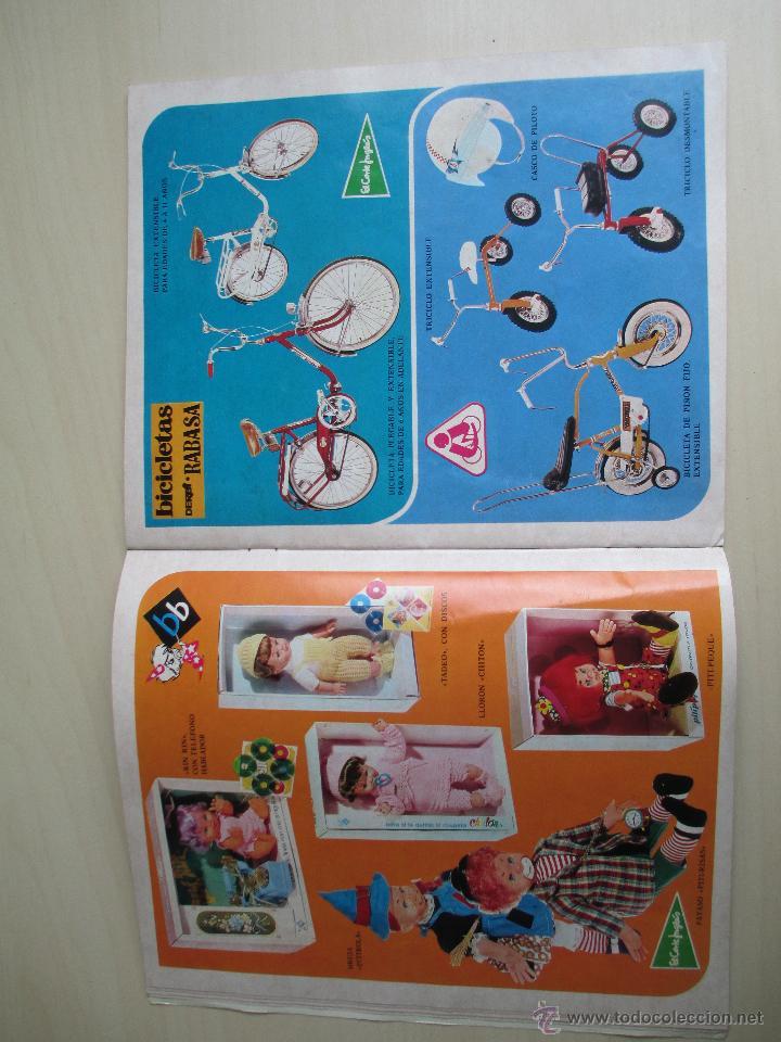 Cat logo original juguetes navidad a o 1973 el comprar - Catalogo de juguetes el corte ingles 2014 ...