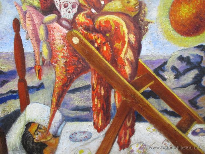 Frida kahlo oleo sobre tela pintura comprar pintura al for Donde puedo comprar cuadros