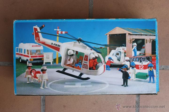 Helicoptero playmobil 3789 comprar playmobil en for Helicoptero playmobil