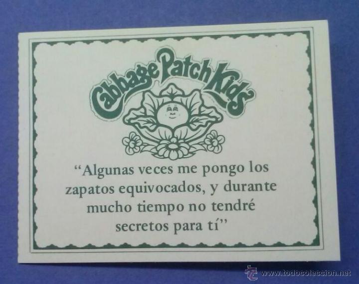cabbage patch kids muñeca repollo salome dora c - Comprar Otras ...