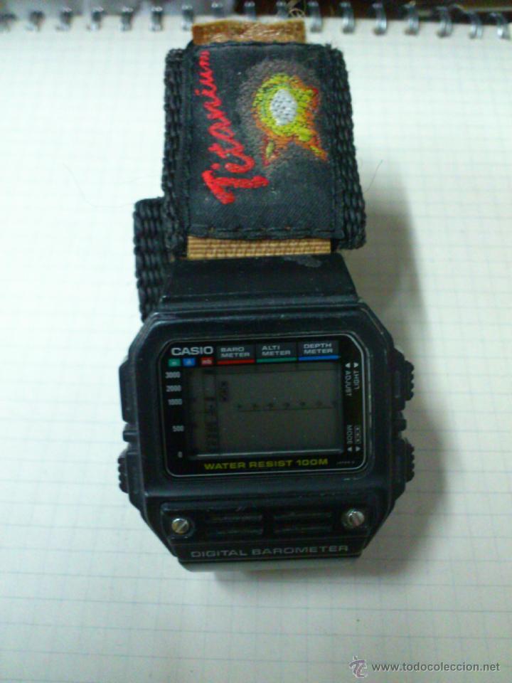 Casio Correas Velcro Correas Velcro Correas Casio Reloj Velcro Reloj Reloj ALc4q3RS5j