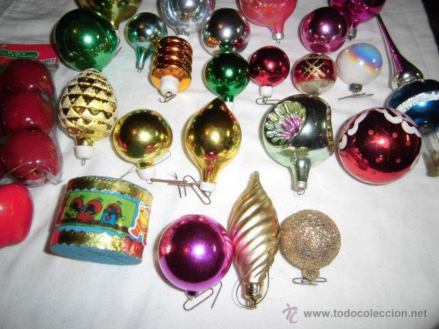 luces y adornos de navidad a os 60 70 leer desc comprar