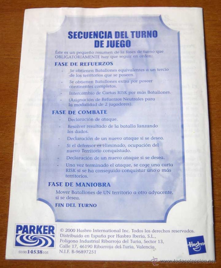 Manual De Instrucciones En Espanol Para Juego D Comprar Juegos De
