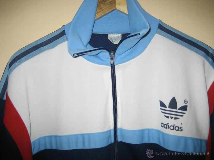 chaquetas de adidas antiguas