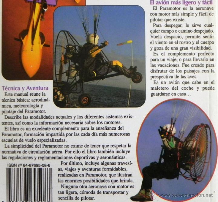 manual de paramotor jos ortega r morillas m ar comprar en rh todocoleccion net manual de voo paramotor manual paramotor
