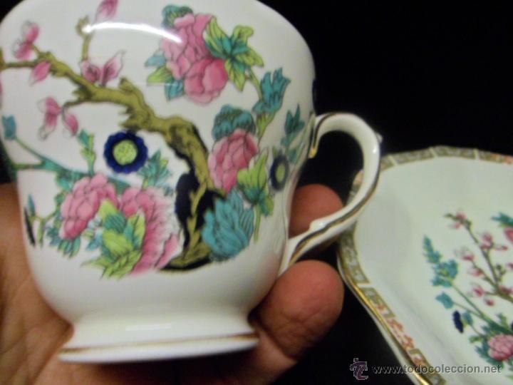 Solitario en porcelana duchess para t y dulces comprar - Porcelana inglesa antigua ...
