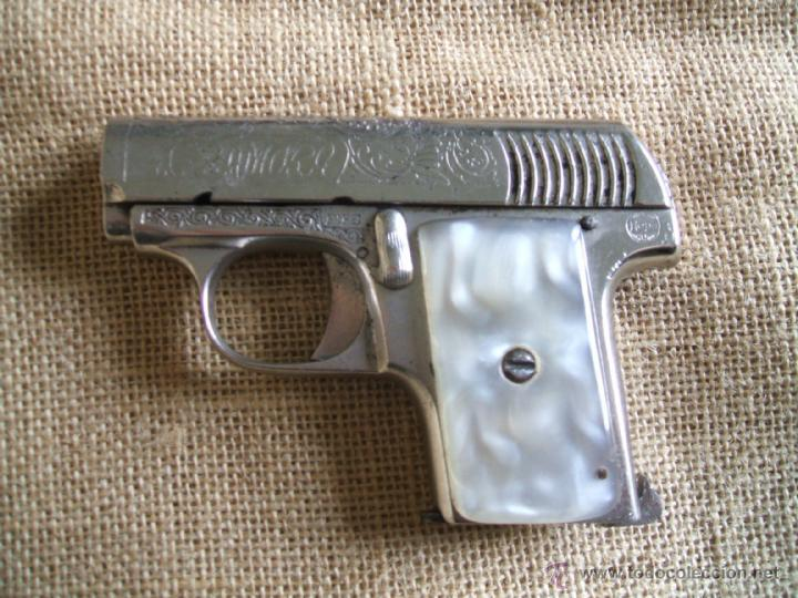 Pistola marca hope calibre 22 a os 30 inutiliza comprar - Pistola para lacar ...