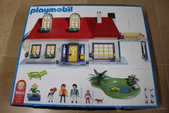 Playmobil 3965 casa moderna ciudad city comprar for Casa playmobil precio
